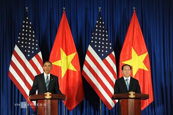 Mỹ dỡ bỏ hoàn toàn lệnh cấm vận vũ khí đối với Việt Nam - ảnh 2