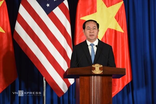 Mỹ dỡ bỏ hoàn toàn lệnh cấm vận vũ khí đối với Việt Nam - ảnh 1