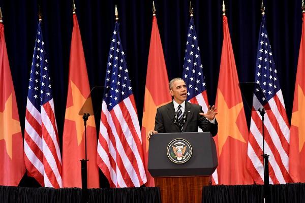 Tổng thống Obama: 'Sự thân thiện của Việt Nam đã chạm tới trái tim tôi' - ảnh 2