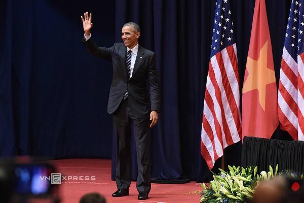 Tổng thống Obama: 'Sự thân thiện của Việt Nam đã chạm tới trái tim tôi' - ảnh 3