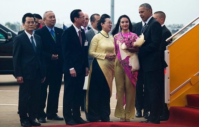 Buổi chiều của Tổng thống Obama tại TP HCM - ảnh 3