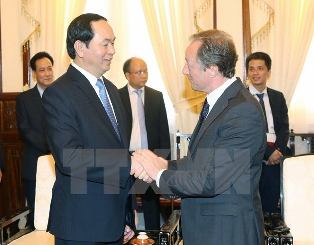 EU có nhiều dự án muốn hợp tác với Việt Nam thời gian tới - ảnh 1