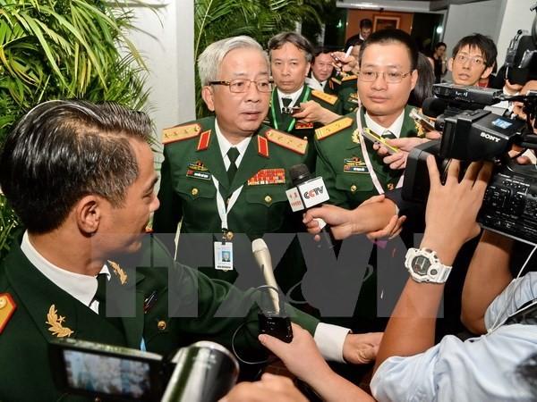 Việt Nam tham dự Đối thoại Shangri-La lần thứ 15 tại Singapore - ảnh 1