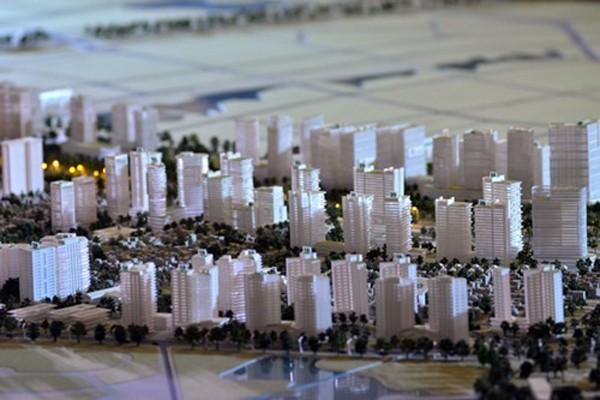 Cận cảnh quy hoạch siêu đô thị Nhật Tân - Nội Bài  - ảnh 1