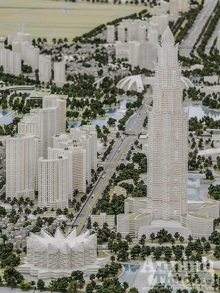 Cận cảnh quy hoạch siêu đô thị Nhật Tân - Nội Bài  - ảnh 2