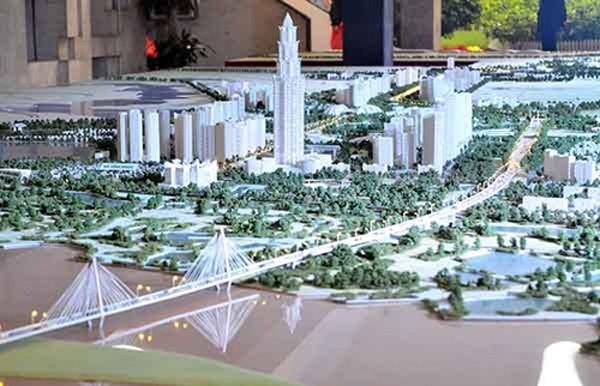 Cận cảnh quy hoạch siêu đô thị Nhật Tân - Nội Bài  - ảnh 3