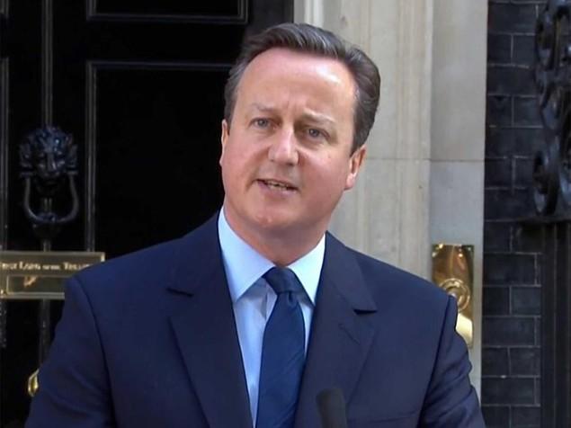 Thủ tướng Anh David Cameron tuyên bố từ chức sau Brexit - ảnh 1
