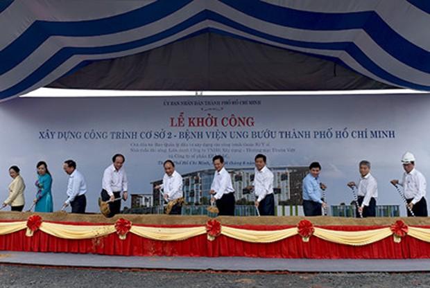 Khởi công dự án bệnh viện gần 6.000 tỷ đồng và dự án chống ngập 10.000 tỷ đồng tại TPHCM - ảnh 2