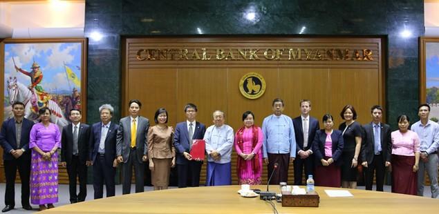 BIDV được cấp phép chính thức thành lập chi nhánh tại Myanmar - ảnh 2