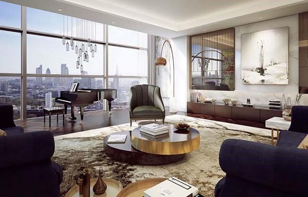 Căn hộ Penthouse - biểu tượng trường tồn của phong cách sống đẳng cấp - ảnh 1