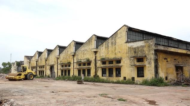 Nhà máy dệt 'lớn nhất Đông Dương' trước ngày di dời - ảnh 1