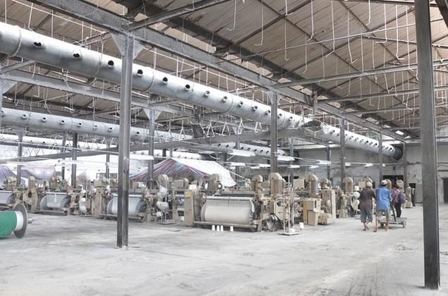 Nhà máy dệt 'lớn nhất Đông Dương' trước ngày di dời - ảnh 4