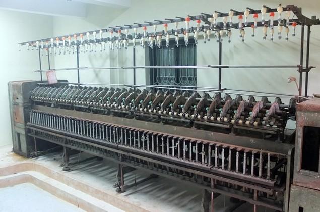 Nhà máy dệt 'lớn nhất Đông Dương' trước ngày di dời - ảnh 7