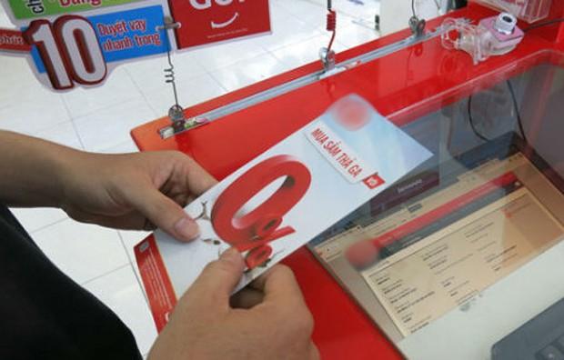 Người vay 'sập bẫy' tín dụng tiêu dùng lãi suất 80% một năm - ảnh 1