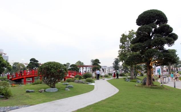 Khánh thành công viên ven sông lớn nhất Sài Gòn - ảnh 5