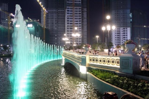 Khánh thành công viên ven sông lớn nhất Sài Gòn - ảnh 10