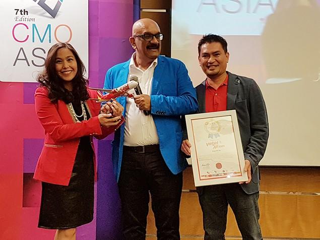 Vietjet được vinh danh là Thương hiệu Tuyển dụng tốt nhất Châu Á năm 2016 - ảnh 1