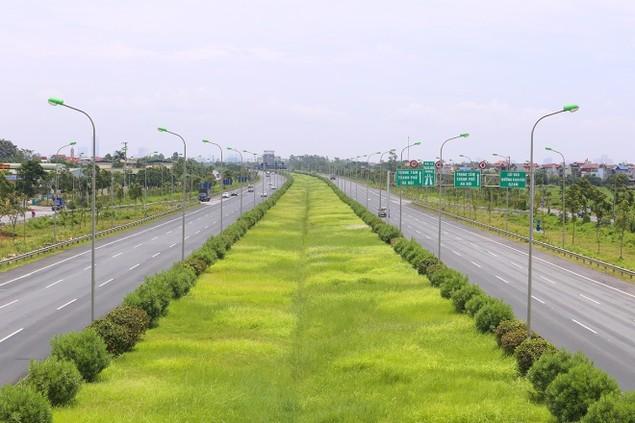 Cận cảnh đại lộ có chi phí cắt cỏ khiến 'nhiều người giật mình' - ảnh 2