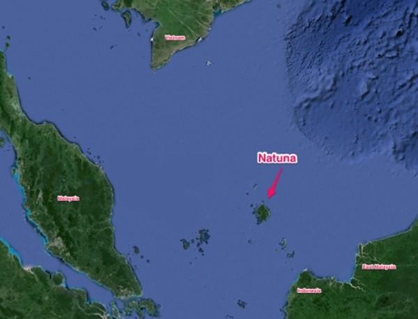 Indonesia định đổi cách gọi Biển Đông - ảnh 1