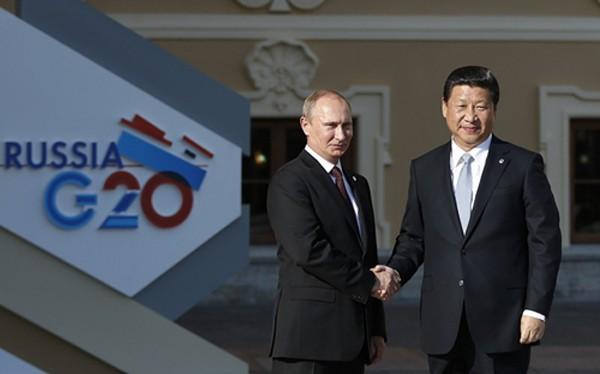Putin - thượng khách của ông Tập ở G20 - ảnh 3