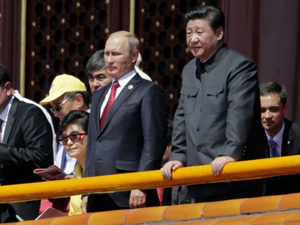 Putin - thượng khách của ông Tập ở G20 - ảnh 1