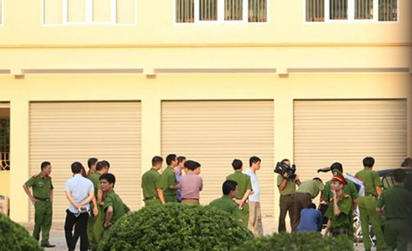 Khởi tố điều tra vụ bắn chết Bí thư, Chủ tịch HĐND tỉnh Yên Bái - ảnh 1