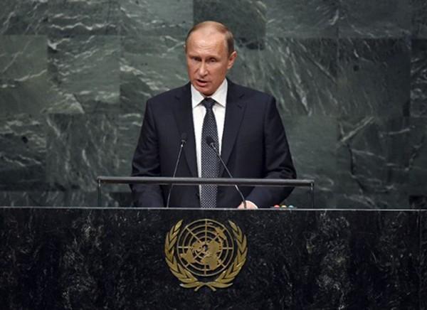 Putin sẽ không tham gia họp Đại Hội đồng Liên Hợp Quốc - ảnh 1