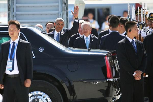 Quan chức Trung Quốc chặn đường cố vấn an ninh tháp tùng Obama - ảnh 1