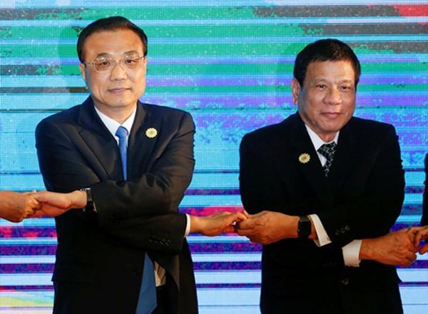 Trung Quốc muốn 'xóa tan can thiệp' từ bên ngoài ở Biển Đông - ảnh 1