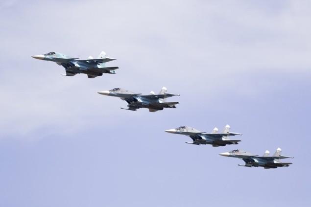 Cuộc tập trận phô diễn sức mạnh của Nga ở Crimea - ảnh 10