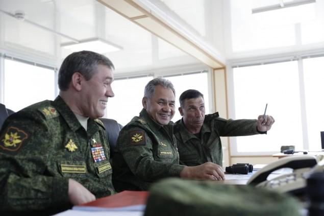 Cuộc tập trận phô diễn sức mạnh của Nga ở Crimea - ảnh 3