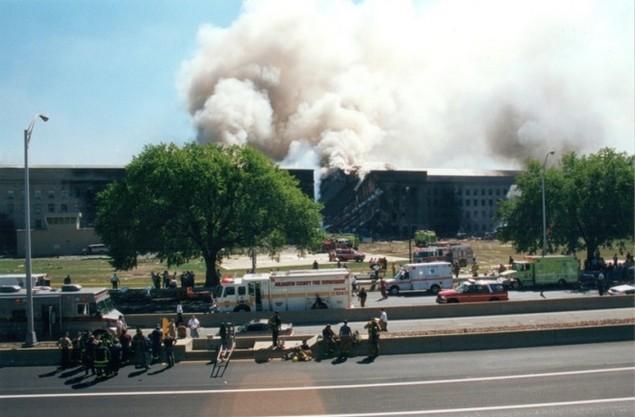 Ảnh chưa từng công bố về Lầu Năm Góc sau sự kiện 11/9 - ảnh 3
