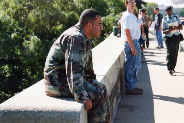 Ảnh chưa từng công bố về Lầu Năm Góc sau sự kiện 11/9 - ảnh 5