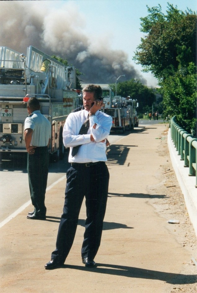 Ảnh chưa từng công bố về Lầu Năm Góc sau sự kiện 11/9 - ảnh 6