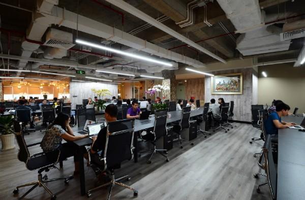 Sài Gòn nở rộ mô hình không gian khởi nghiệp - ảnh 1