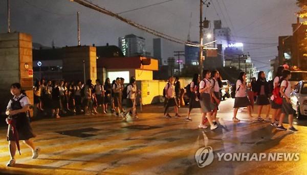 Động đất mạnh nhất lịch sử, Hàn Quốc ngừng 4 lò phản ứng hạt nhân - ảnh 1