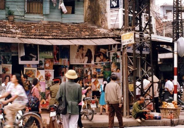 Phố cổ Hà Nội thập niên 90 trong ảnh của Đại sứ Nhật - ảnh 3