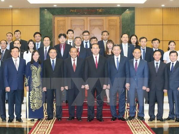 Chủ tịch nước chủ trì họp Ban Chỉ đạo Cải cách tư pháp Trung ương - ảnh 1