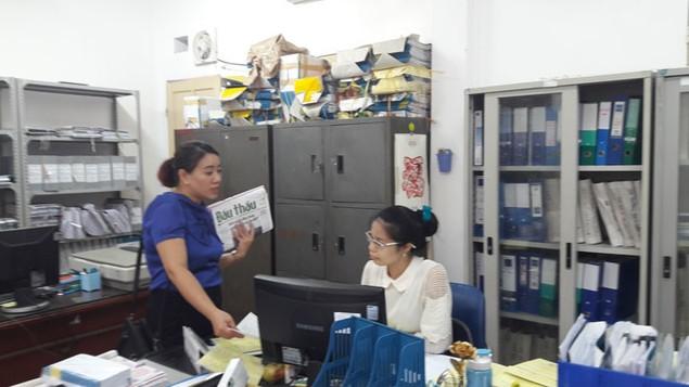 Ban QLDA huyện Đông Anh (Hà Nội): Trốn bán HSMT như thế nào? - ảnh 1
