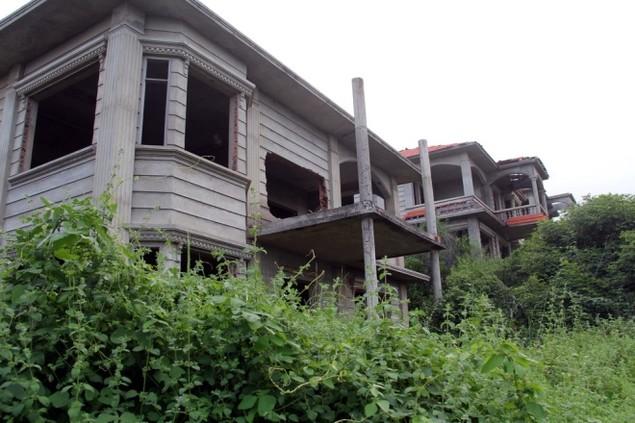 Biệt thự, resort cao cấp bỏ hoang ở ven biển Bình Thuận - ảnh 9