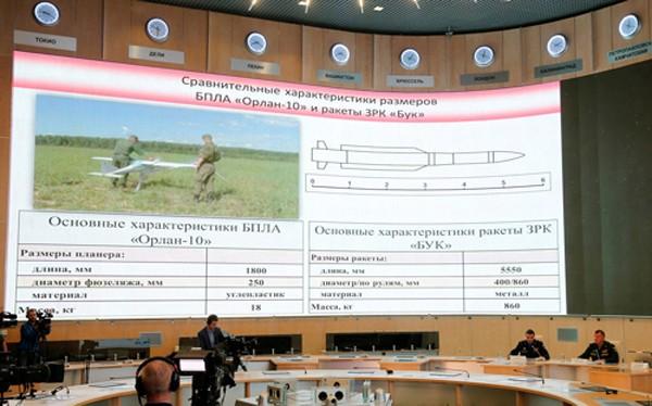 Nga trưng bằng chứng mới tố Ukraine bắn rơi MH17 - ảnh 1