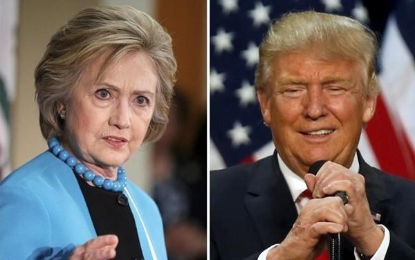 Trump và Clinton lần đầu tranh luận trực tiếp - ảnh 4