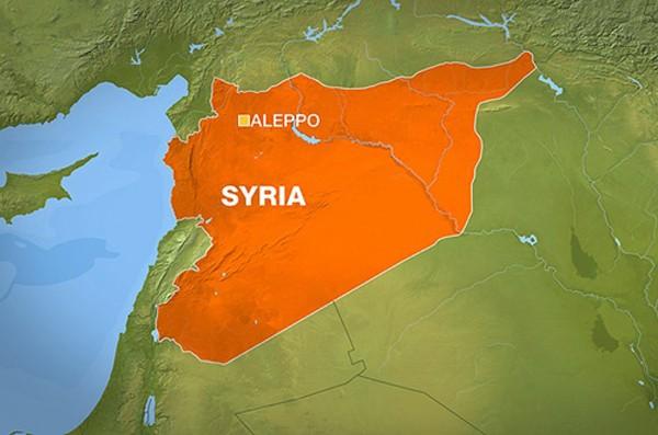 Mỹ lo ngại phe nổi dậy ở Aleppo thất thủ - ảnh 1