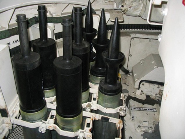 Tăng T-14 Armata bắn hạ đạn xuyên giáp lõi urani nghèo - ảnh 1