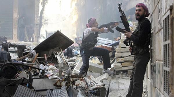 Tham vọng siêu cường dang dở của Nga ở Syria - ảnh 2