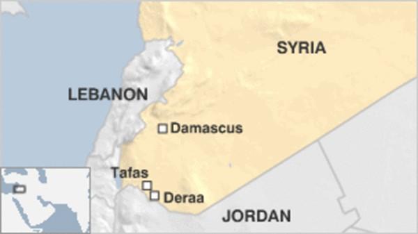 Quân đội Syria phục kích diệt thủ lĩnh phe nổi dậy - ảnh 1