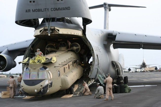 Chiếc vận tải cơ có thể nuốt trọn cường kích A-10 của Mỹ - ảnh 5
