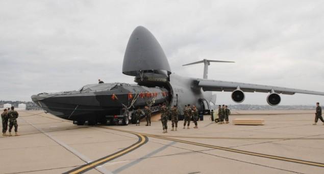 Chiếc vận tải cơ có thể nuốt trọn cường kích A-10 của Mỹ - ảnh 10