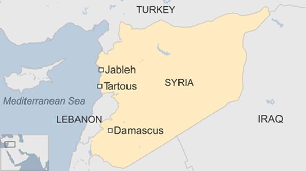Nga điều S-300 đến căn cứ hải quân ở Syria - ảnh 1