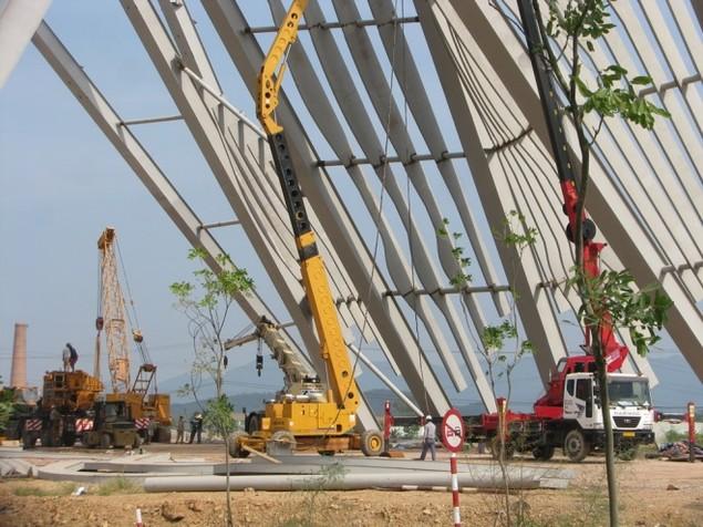 Cổng chào hai trăm tỷ ở Quảng Ninh - ảnh 8